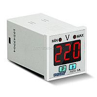 RDV1A Вольтметр цифровой 230В АС