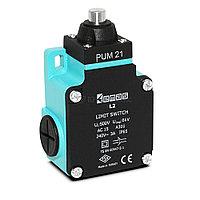 L2K13PUM211 Выключатель концевой линейный 1-направл. с плас. конс. и мет. штырек