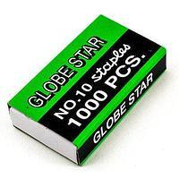 Скобы для степлера №10, 1000 шт/кор