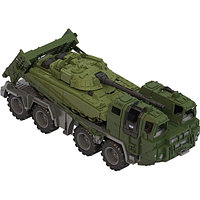 Машинка Nordplast Военный тягач Щит с танком 258