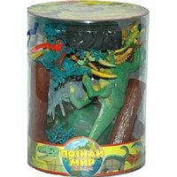Игровой набор Wing Crown Динозавры D33704