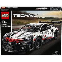 Конструктор LEGO Technic Машина Porsche 911 RSR 42096