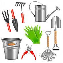 Садовый инструменты