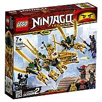 LEGO Ninjago: Золотой Дракон 70666