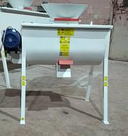 Смеситель лопастной СГ-1,5