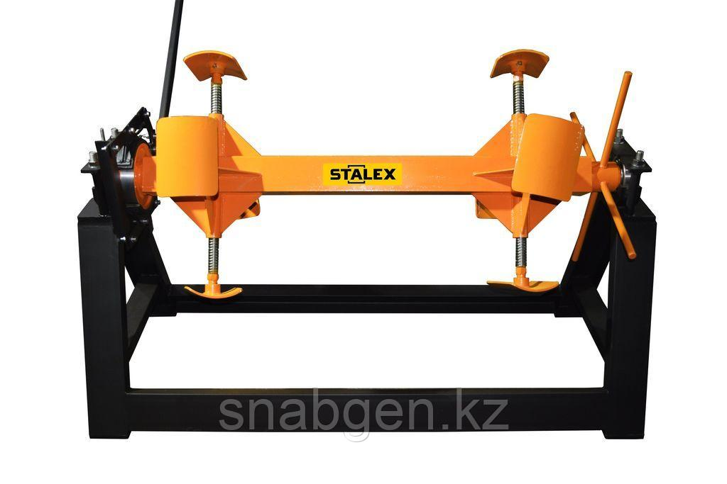 Разматыватель рулонного металла STALEX РМ-1500
