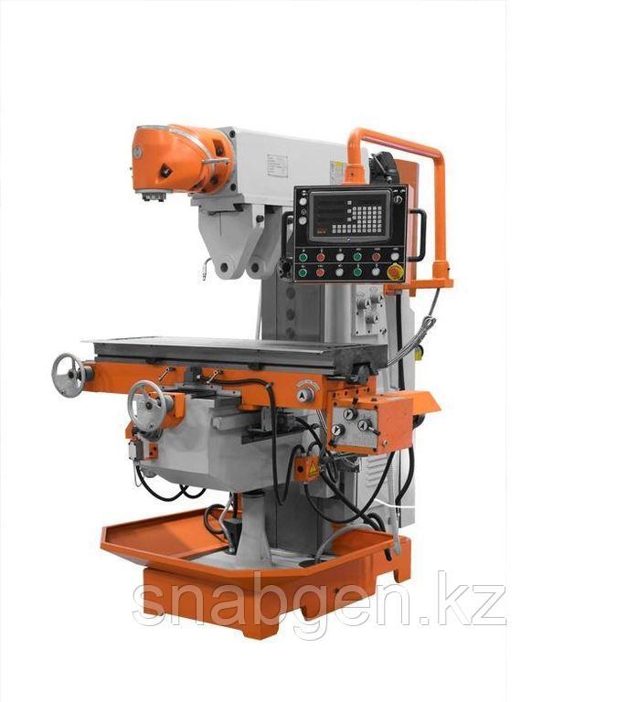 Станок универсальный фрезерный Stalex LM1450, УЦИ, стол 1250х360мм., 380В.