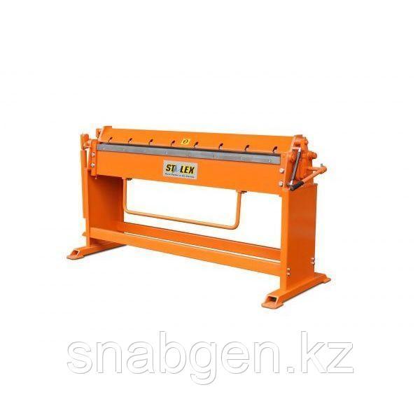 Ручной листогибочный станок STALEX 1500/1 мм