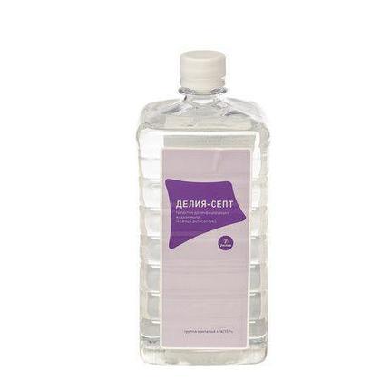 Кожный антисептик 1 литр (жидкое мыло), фото 2