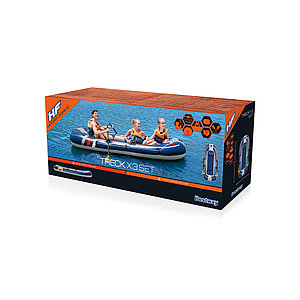 Лодка надувная Bestway 61110
