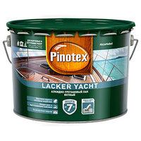 Лак Pinotex LACKER YACHT 40 полуматовый