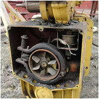 Ремонт и замена тормозных колодок и накладок на ТКГ-160, ТКГ-200, ТКГ-300, ТКГ-400