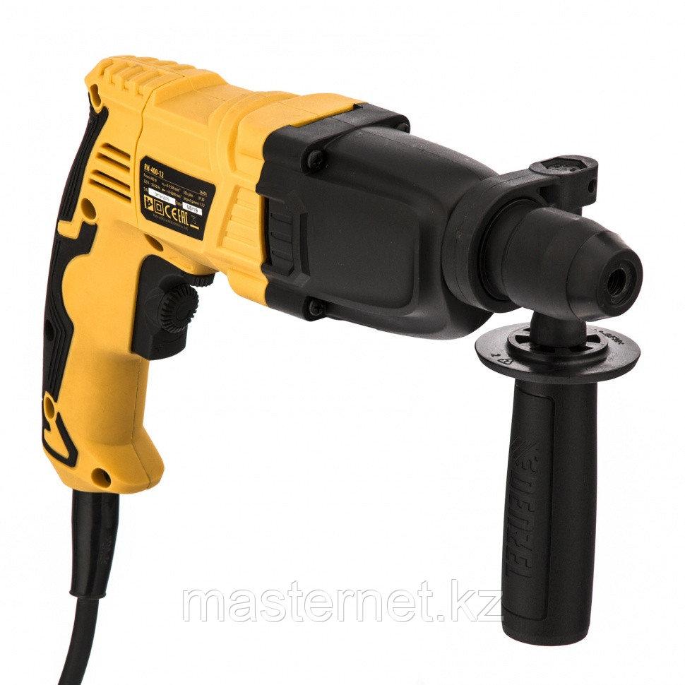 Перфоратор электрический RH-400-12, SDS-plus, 400 Вт, 1,2 Дж, 2 реж.// Denzel - фото 2