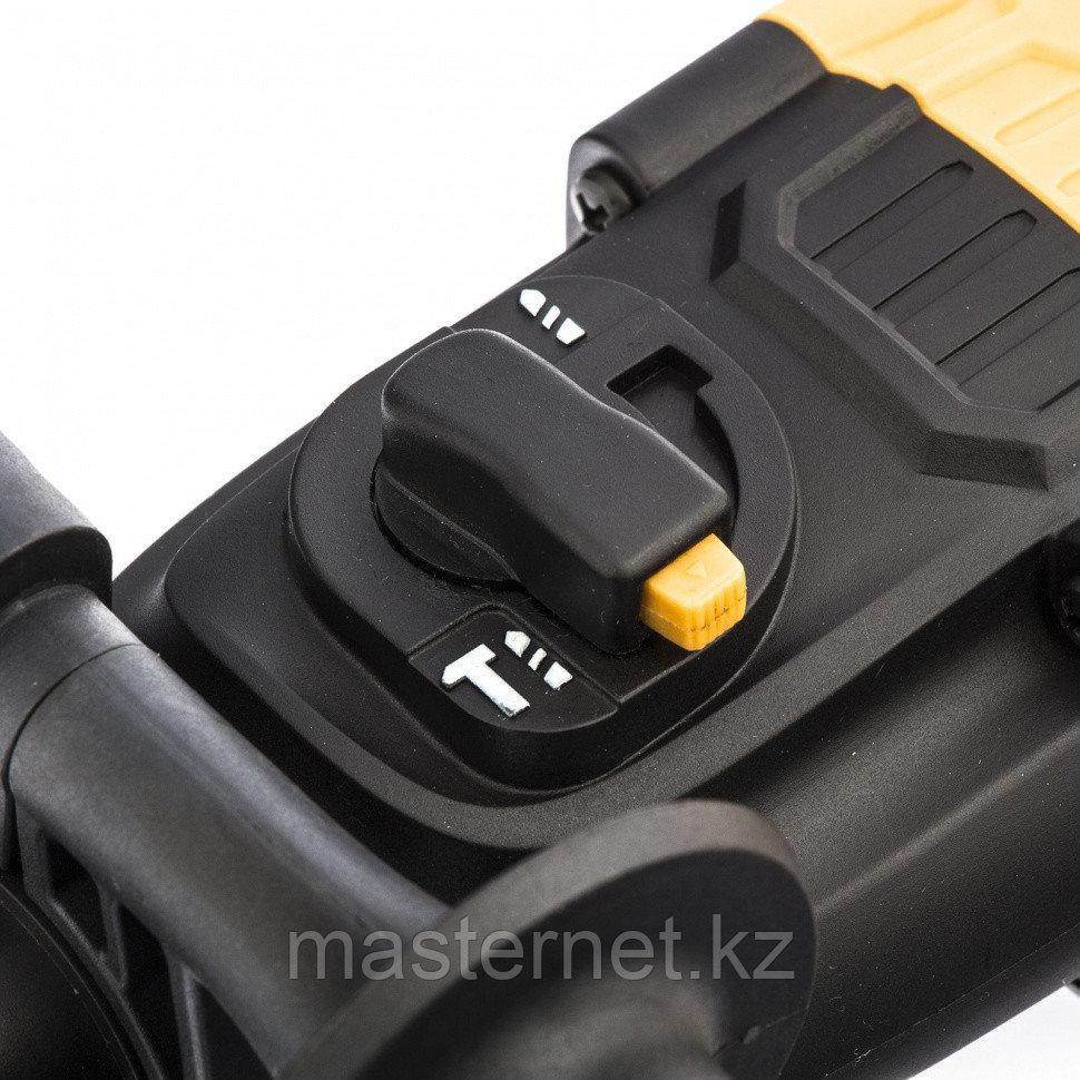 Перфоратор электрический RH-400-12, SDS-plus, 400 Вт, 1,2 Дж, 2 реж.// Denzel - фото 4