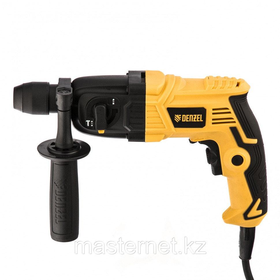 Перфоратор электрический RH-400-12, SDS-plus, 400 Вт, 1,2 Дж, 2 реж.// Denzel - фото 7