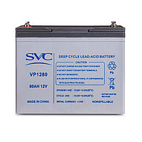 Аккумулятор SVC 12В 80 Ач, фото 1