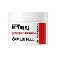 Крем для шеи Подтягивающий крем для шеи с пептидным комплексом Medi-Peel Naite Thread Neck Cream