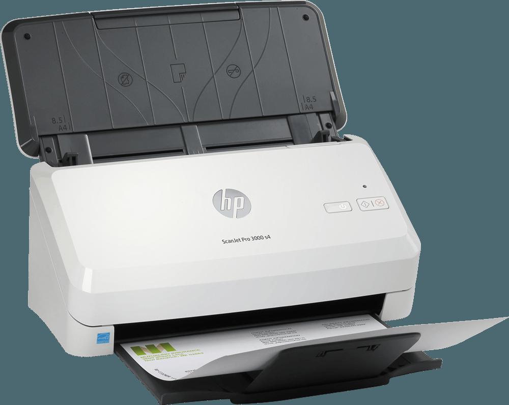 HP 6FW07A HP ScanJet Pro 3000 s4 Scanner HP ScanJet Pro 3000 s4 Scanner
