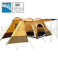 Четырехместная палатка автомат водонепроницаемая двухслойная 210*230*170 см Lanyu LY-1904