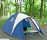 Трехместная палатка TUOHAI CT2316, фото 2