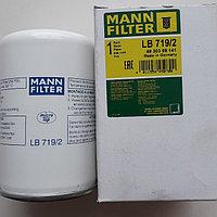 Сепаратор LB-719/2 Mann Filter