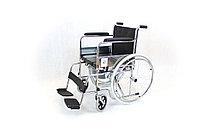 Коляска для инвалидов со стульчаком модель fs609-46 (4453)