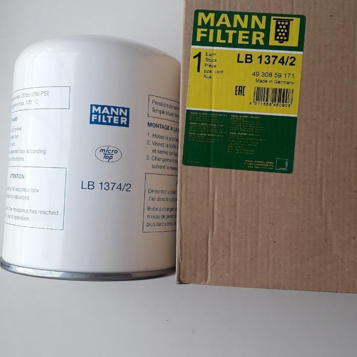 Сепаратор LB-1374/2 Mann Filter