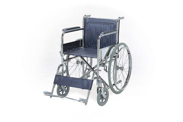 Коляска для инвалидов модель fs809-46 (4410), фото 2