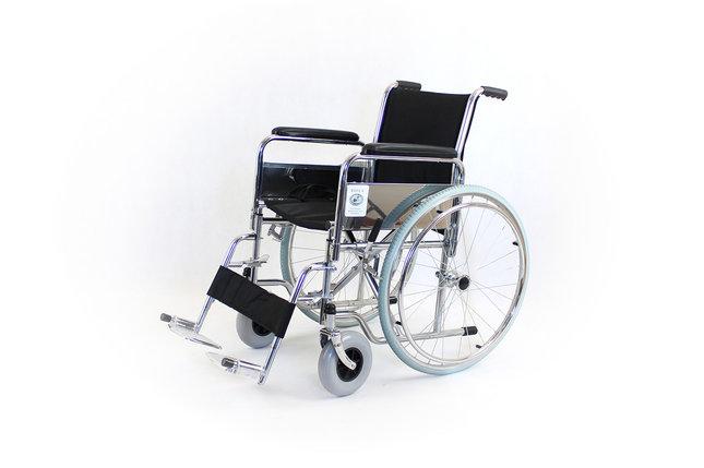 Коляска для инвалидов с пневмоколесами модель fs901-46 (4600), фото 2
