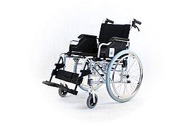 Коляска алюминиевая для инвалидов модель fs908l-46 (4661)