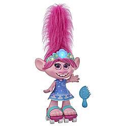 Кукла Trolls 2 Розочка Танцующие волосы
