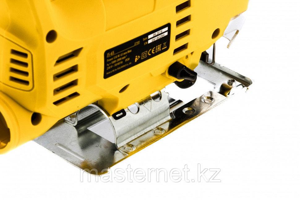 Лобзик электрический JS-65, 550 Вт, 65 мм// Denzel - фото 6