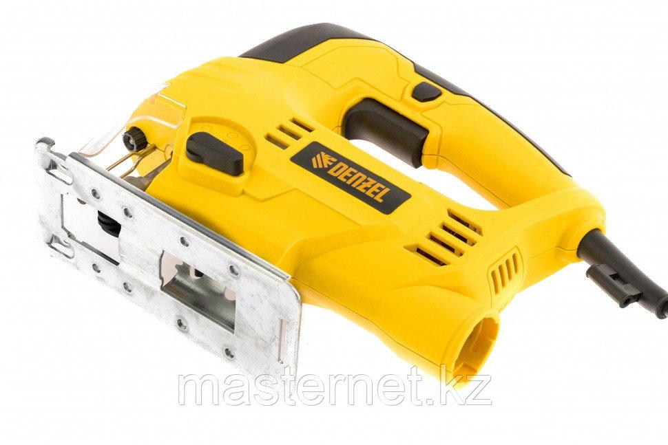 Лобзик электрический JS-65, 550 Вт, 65 мм// Denzel - фото 7