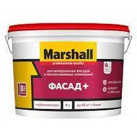 Краска Marshall Фасад глуб/мат BW 9л