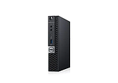 Системный блок Dell Optiplex 5070 MFF /Intel Core i5-9500T/4GB (1X4GB)/M.2 256GB SSD/ No Keyboard / No Mouse