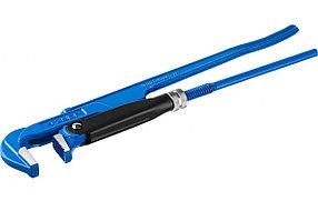 Ключ трубный Зубр, КТР-90, №2, прямые губки (27335-2_z02 )