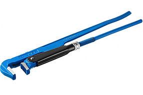 Ключ трубный Зубр, КТР-90, №3, прямые губки (27335-3_z02 )