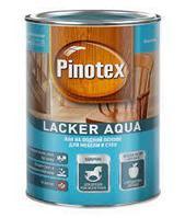 Лак Pinotex Lacker Aqua 10 мат на вод. основе 9л