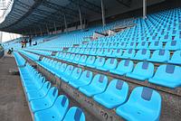 Пластиковое сиденье для трибун (защита от УФ, прочный корпус)