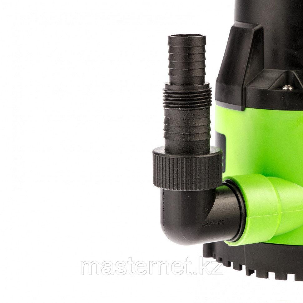 Дренажный насос для грязной воды СДН650-35, 650 Вт, напор 8 м, 11000 л/ч// Сибртех - фото 3