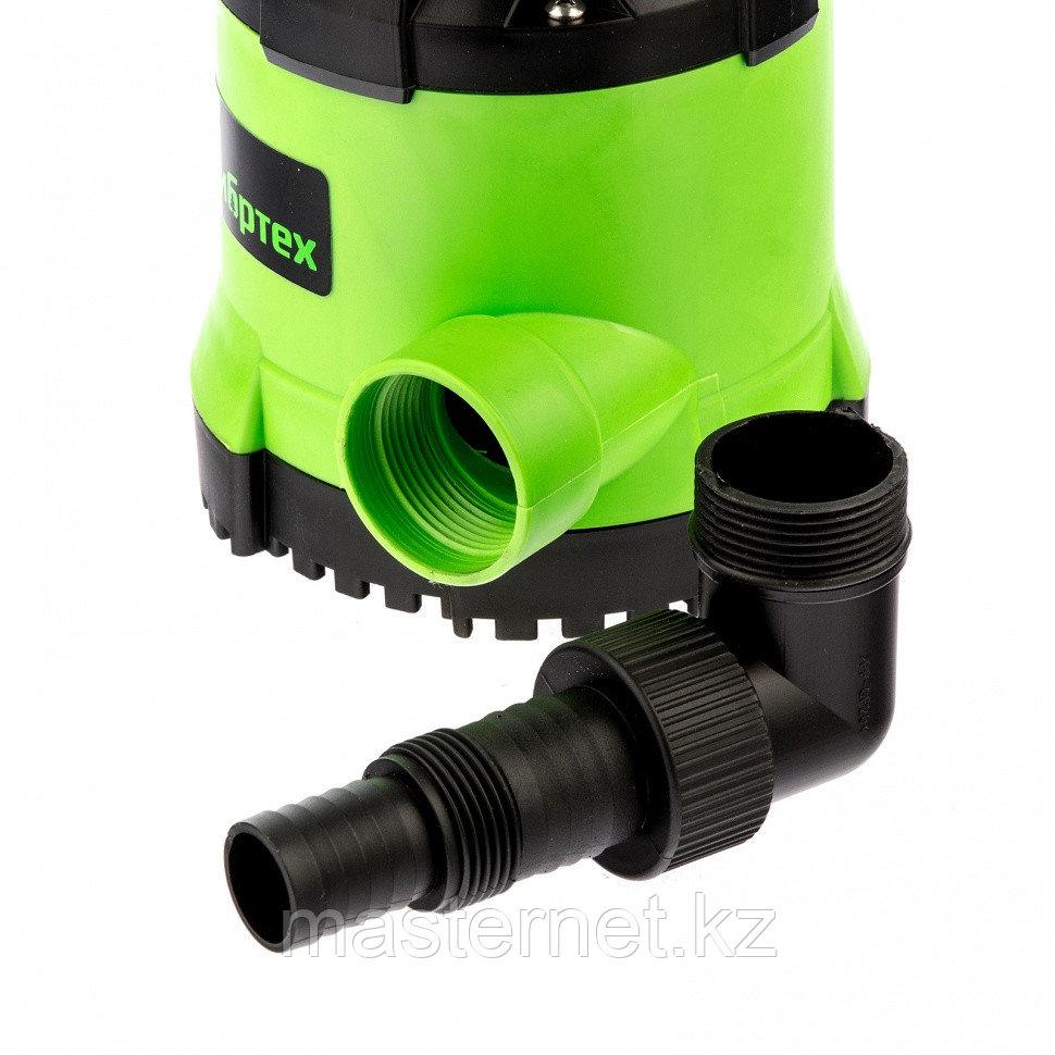 Дренажный насос для грязной воды СДН650-35, 650 Вт, напор 8 м, 11000 л/ч// Сибртех - фото 5