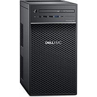 "Сервер Dell PowerEdge T40 210-ASHD-01. (Tower, Xeon E-2224, 3500 МГц, 4 ядра, 8 МБ, 1x 8 ГБ, LFF 3.5"", 3 шт,"