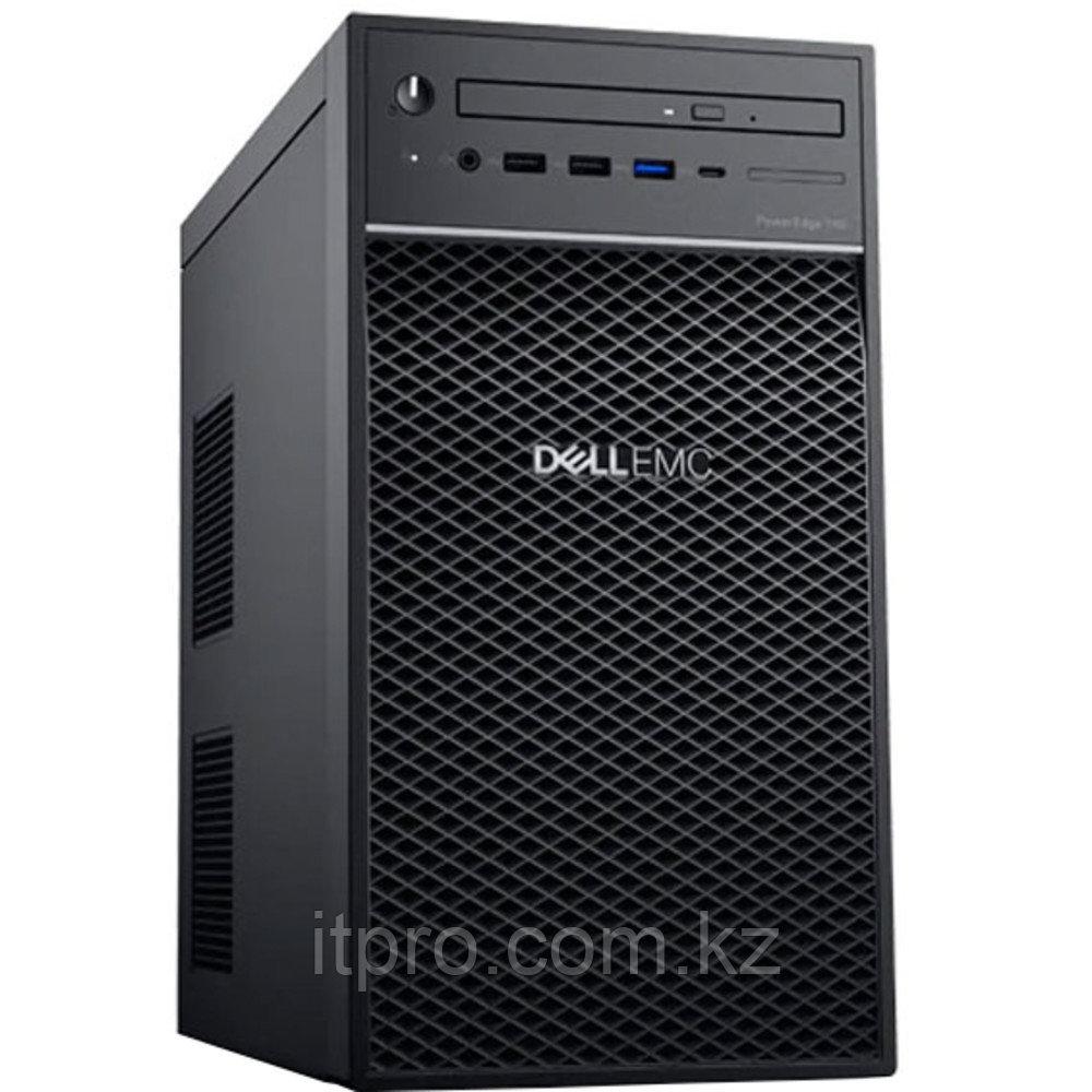"Сервер Dell PowerEdge T40 210-ASHD-03t (Tower, Xeon E-2224G, 3500 МГц, 4 ядра, 8 МБ, 1x 16 ГБ, LFF 3.5"", 3 шт,"