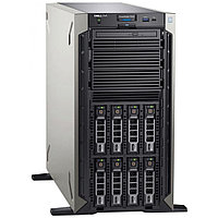 Сервер Dell PowerEdge T340 PET340CEEM01-210-AQSN-A (Tower, Xeon E-2224, 3400 МГц, 4 ядра, 8 МБ, 1x 16 ГБ, LFF