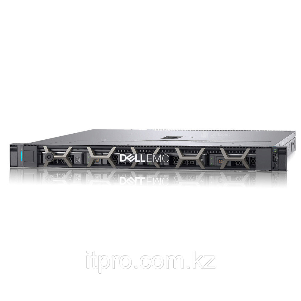 "Сервер Dell PowerEdge R240 PER240RU2 (1U Rack, Xeon E-2236, 3400 МГц, 6 ядер, 12 МБ, 1x 16 ГБ, LFF 3.5"", 4 шт,"