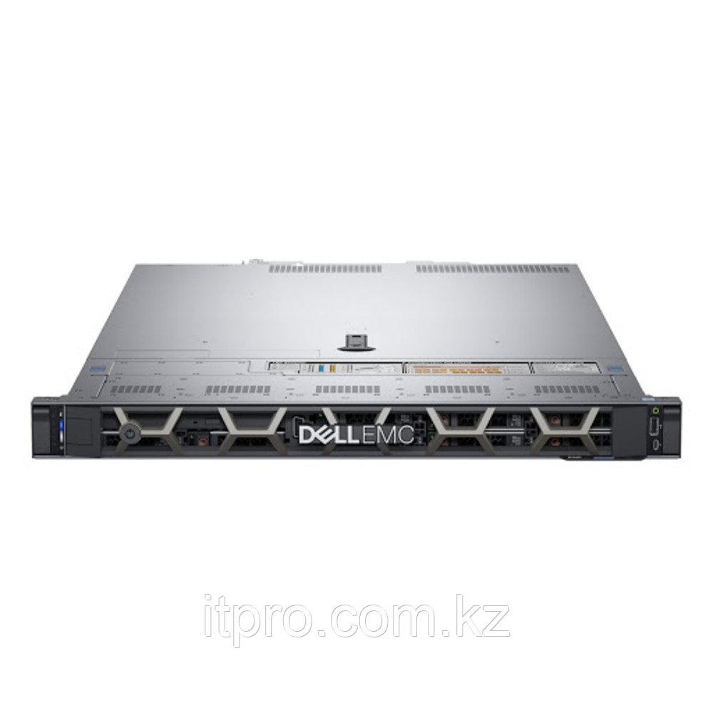 Сервер Dell PowerEdge R440 210-ALZE_bundle238 (1U Rack, Xeon Silver 4210R, 2400 МГц, 10 ядер, 13.75 MБ, SFF