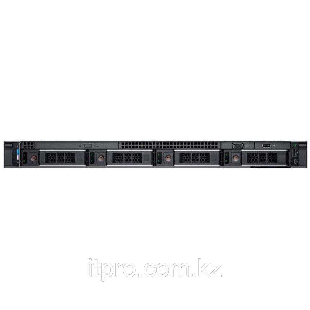 Сервер Dell PowerEdge R440 210-ALZE-223 (1U Rack, Xeon Silver 4208, 2100 МГц, 8 ядер, 11 МБ, 2x 16 ГБ, LFF