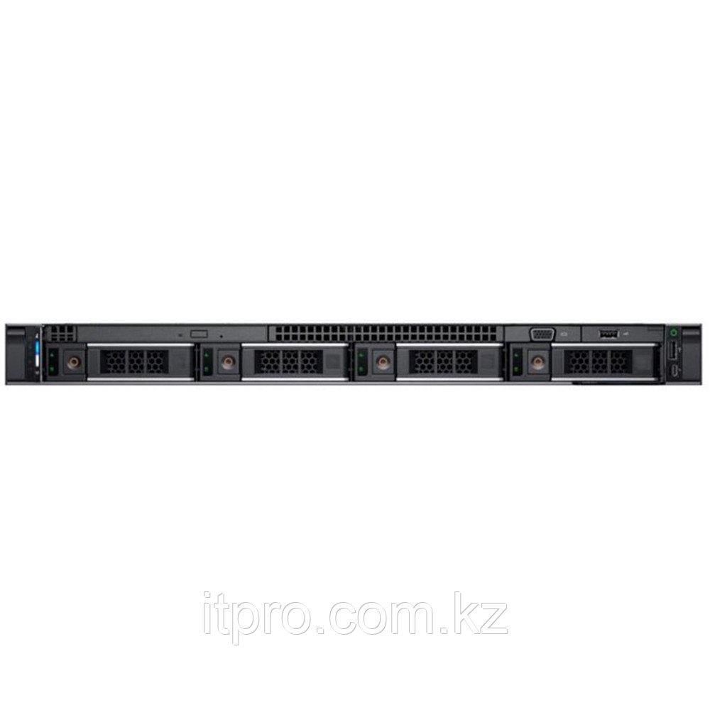 Сервер Dell PowerEdge R440 210-ALZE-274 (1U Rack, Xeon Silver 4210R, 2400 МГц, 10 ядер, 13.75 MБ, 2x 16 ГБ,
