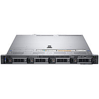 Сервер Dell PowerEdge R440 R440-5201-8 (1U Rack, Xeon Silver 4116, 2100 МГц, 12 ядер, 16.5 МБ, 2x 16 ГБ, LFF