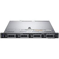 Сервер Dell PowerEdge R440 R440-5201-10 (1U Rack, Xeon Silver 4116, 2100 МГц, 12 ядер, 16.5 МБ, 1x 16 ГБ, LFF